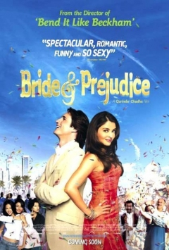 Bride & Prejudice movie poster