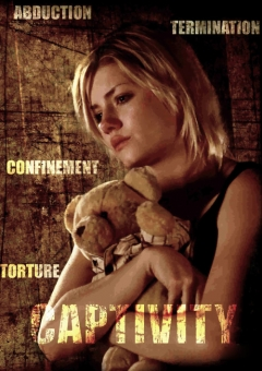 Captivity movie poster