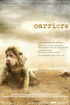 Carriers movie poster