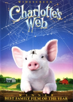 Charlotte's Web movie poster