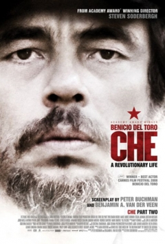 Che: Part Two movie poster