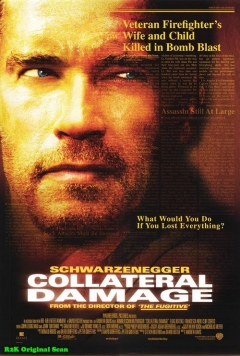 Collateral Damage movie poster