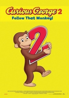 Curious George 2: Follow That Monkey! movie poster