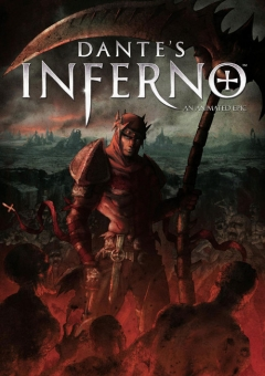 Dante's Inferno Animated movie poster
