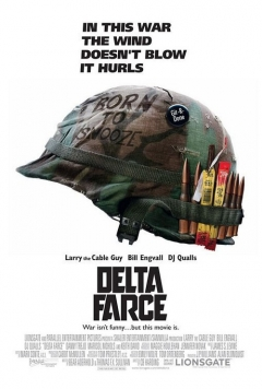 Delta Farce movie poster