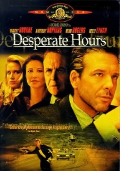 Desperate Hours movie poster