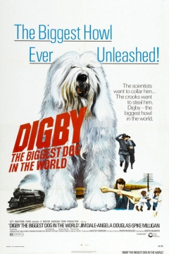 Digby, the Biggest Dog in the World movie