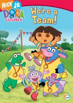 Dora the Explorer - We're a Team movie