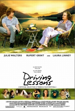 Driving Lessons movie poster