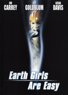 Earth Girls Are Easy movie poster