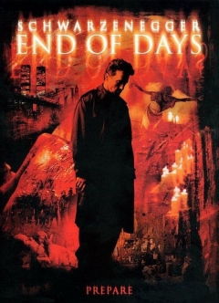 End of Days movie poster