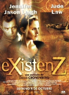 eXistenZ movie poster