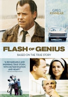 Flash of Genius movie poster