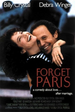 Forget Paris movie poster