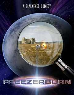 Freezer Burn: The Invasion of Laxdale movie poster