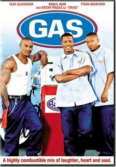 Gas movie poster