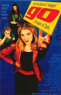 Go movie poster