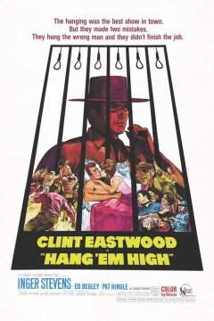 Hang 'em High movie poster