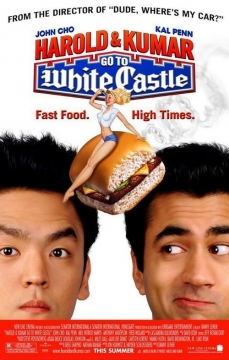 Harold & Kumar Go to White Castle movie poster
