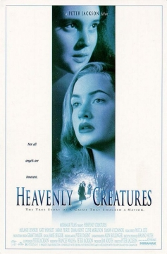 Heavenly Creatures movie poster