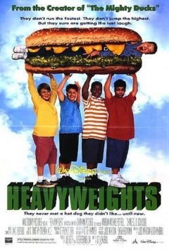 Heavy Weights movie poster