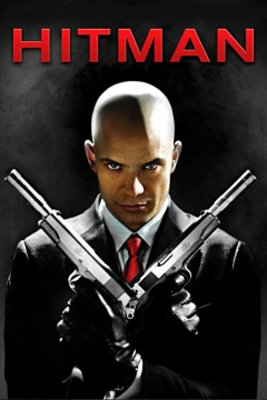 Hitman movie poster