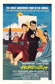 Hopscotch movie poster
