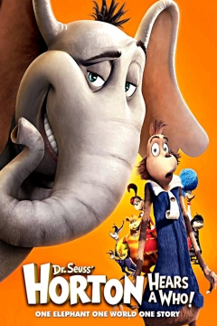 Horton Hears a Who! movie poster