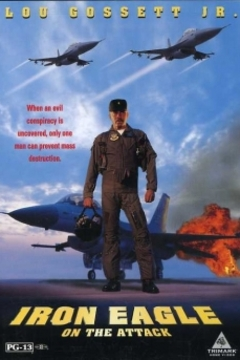 Iron Eagle IV movie poster