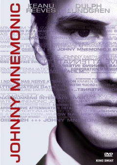 Johnny Mnemonic movie poster