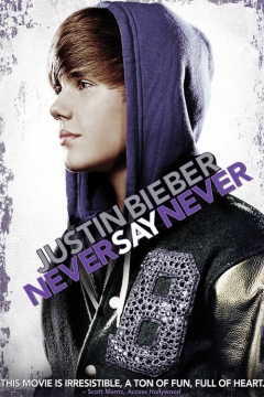 Justin Bieber on Justin Bieber Never Say Never Add To My Movies Follows Justin Bieber