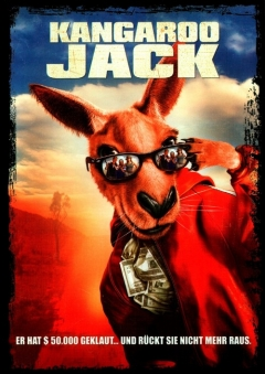 Kangaroo Jack movie poster