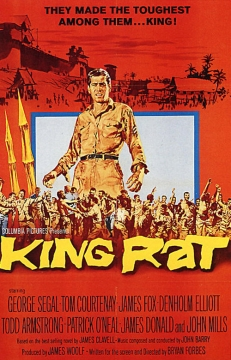 King Rat movie poster