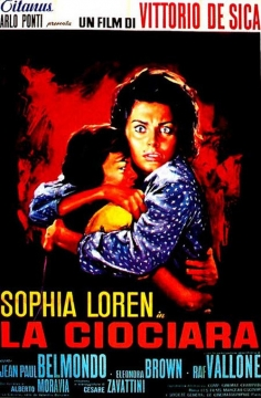 La Ciociara movie poster