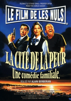 La Cité de la Peur movie poster
