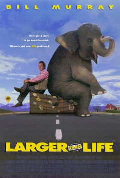 Larger Than Life movie poster