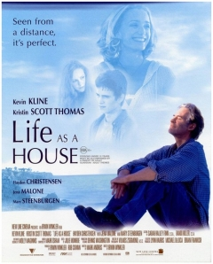 Life as a House movie poster