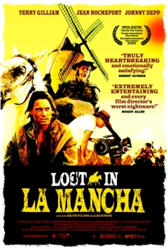 Lost in La Mancha movie poster