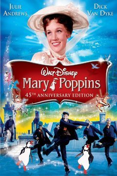 Mary Poppins 45th Anniversary Special Edition | Now On DVD & Movie