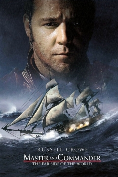 Master and Commander: The Far Side of the World movies