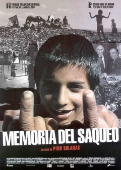 Memoria del saqueo movie poster