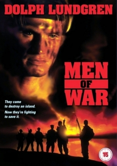 Men of War movie poster