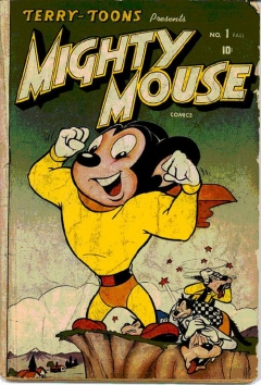 Mighty Mouse in the Great Space Chase movie