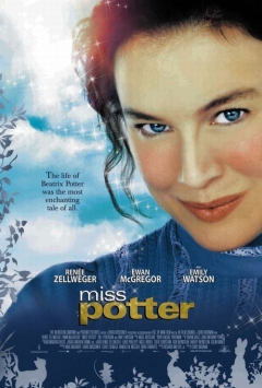 Miss Potter movie poster