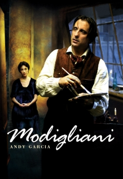 Modigliani movie poster