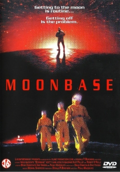 Moonbase movie poster