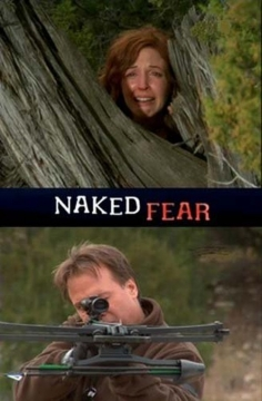 Naked Fear movie poster