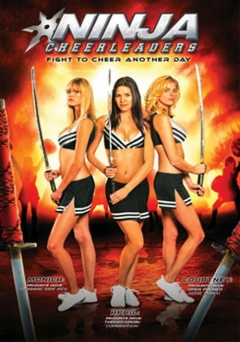 Ninja Cheerleaders movie poster