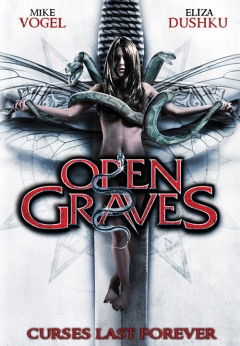 Open Graves movie poster