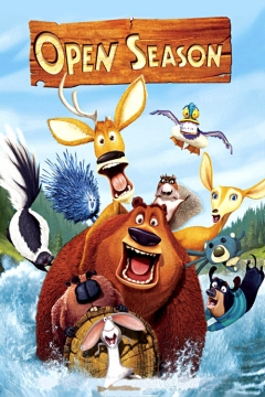 Open Season movie poster